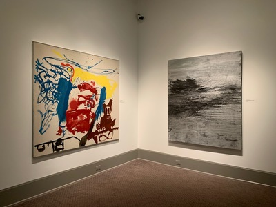 On view now!